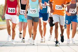 beginner triathlon -running